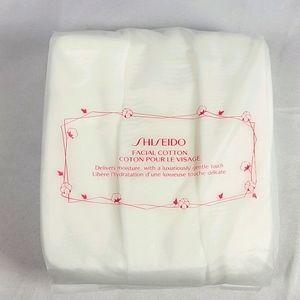 Shiseido facial cotton 165 sheets